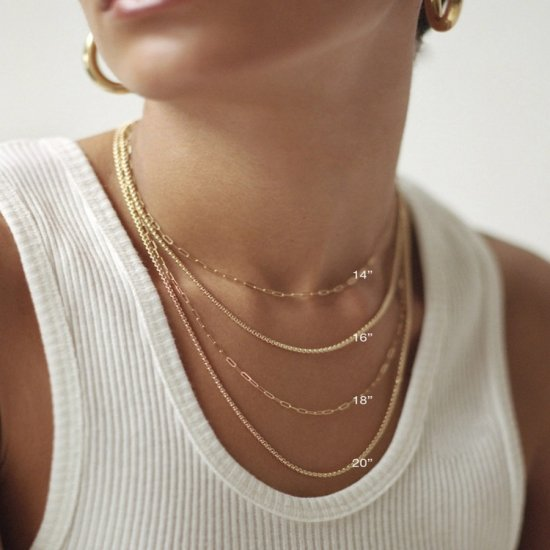 engraved 3D bar necklace - 18k gold plated