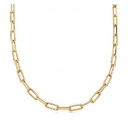 18K Gold Plated  Chain Necklace