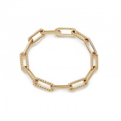 18K Gold Plated  Chain Bracelet