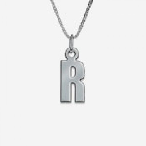 Initials necklaces