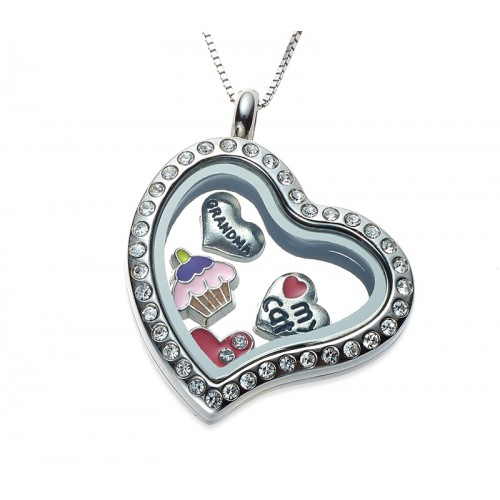 Grandma LOVE locket parcel