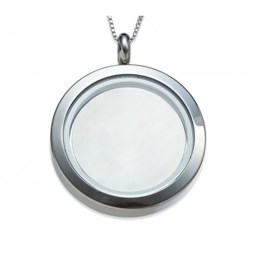 Locket With A Name Disc