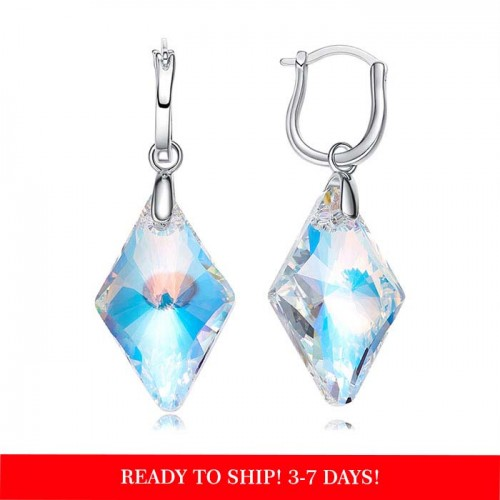 Beautiful Crystals from swarovski earrings